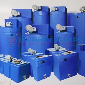 Storage Tank & Pump Complete